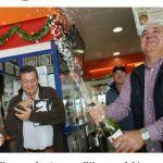 Granadilla, nuevamente tocada por la fortuna de la lotería