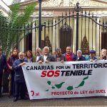 Declaración de la Plataforma Canarias por un Territorio Sostenible
