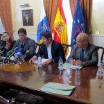 Presentación del Plan Turístico municipal de Santiago del Teide al colectivo empresarial