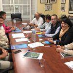C´s se reúne con el CEST para conocer de primera mano los problemas que afectan al sur de la isla