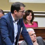 El PSOE, NC y Podemos solicitan la comparecencia urgente de Clavijo ante el Parlamento
