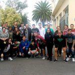 Adolescentes de San Miguel visita los servicios asistenciales a drogodependientes en Granadilla