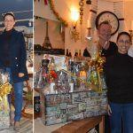 Se entregó los premios del Concurso de Escaparates y Decoración Interior de Navidad