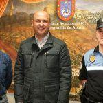 Operativo de seguridad en las zonas comerciales de Granadilla esta Navidad