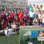 Segundo torneo conmemorativo al joven 'Alber' en Los Abrigos