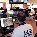 El 1-1-2 Canarias coordinó cerca de medio millón de incidentes en 2016