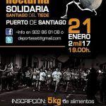 Más de 150 atletas se han inscrito ya para la V Carrera Nocturna Solidaria Santiago del Teide