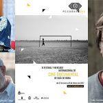 Jurado que otorga los premios al mejor largo y corto internacional en MiradasDoc XI