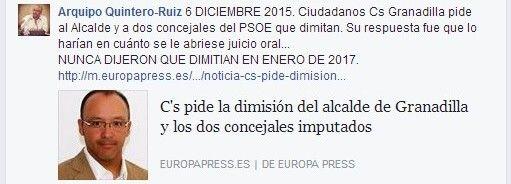 Cs y PSOE Granadilla 2 300117