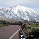 Sismo de magnitud 2.5 a 6.6 kilómetros bajo El Teide, el más fuerte desde el 2004