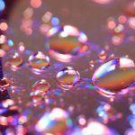 El circo y las gotas de colores