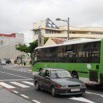 El Cabildo mejorará las estaciones de guagua de San Isidro