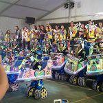 La murga infantil Los Retorciditos, locos por el Carnaval este 2017