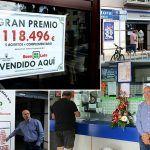 La Bono Loto premia en «El Periquito» de Las Galletas con más de 118.000 euros
