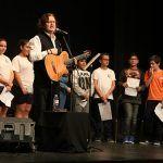 Paco Damas trae hasta Adeje el concierto didáctico «Por la Paz»