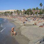 Turista de 80 años fallece tras ser rescatado del mar en la playa El Camisón