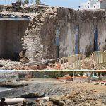 Un foco de insalubridad y mal aspecto las viviendas abandonadas de Los Tarajales