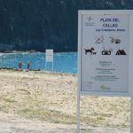 Un hombre en estado crítico tras sufrir una caída en Playa del Callao de Los Cristianos