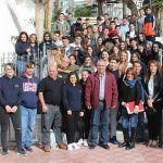 Alumnado de 4º de la ESO del IES San Miguel protagonizan un Pleno Juvenil