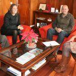 Ayuntamiento y Cáritas estrechan lazos de colaboración en proyectos de ámbito municipal