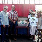 El Ayuntamiento felicita a la vecina y socia centenaria del UD Granadilla Egatesa Tenerife
