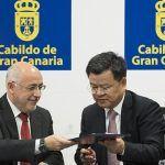La entrada de la industria automovilística de Chengdu a Europa por Gran Canaria