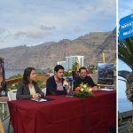 Santiago del Teide instala la primera señal peatonal inteligente de Canarias