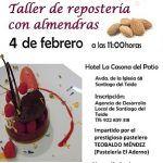 La AEDL de Santiago del Teide organiza un taller de repostería con almendras