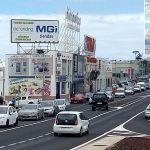 Colaboración policial en controles de tráfico en las carreteras de San Miguel de Abona