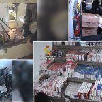 Cuatro españoles se dedicaban al robo con fuerza en naves industriales y gasolineras en el sur