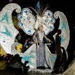 Carla María Herrera, Reina del Carnaval de San Sebastián de La Gomera