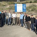 Un millón de euros para la mejora de la pista de acceso al caserío de Las Fuentes en Guía de Isora