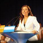Cristina Tavío emite un comunicado sobre su candidatura a presidenta regional del PP