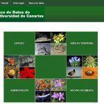 El Banco de Datos de Biodiversidad de Canarias se actualiza con más de un millar de especies