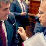Curbelo compromete a Clavijo a priorizar la reducción de las elevadas listas de espera