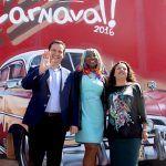 La comisión de Fiestas de Arona se gastó 500.000 euros en tres actos