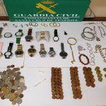 Detenido por robo con fuerza en San Isidro, Granadilla de Abona