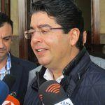 Pedro Martín «sobre la grabación en la que se me escucha diciendo que lo metí a dedo»