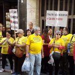 Pensionistas canarios exigen al gobierno de España la revalorización de las pensiones según el IPC