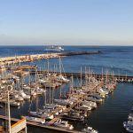 El puerto de La Gomera podrá suministrar electricidad a los buques de pasaje