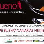 """Premios regionales """"Qué Bueno Canarias-Heineken"""" en Golf Las Américas"""