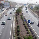 Mujer en estado grave tras sufrir un atropello en la autopista en Adeje