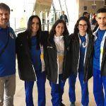 Taekwondistas de Arona acuden al Campeonato de España en Madrid