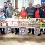 """VII campaña solidaria de recogida de alimentos """"Deja que tu corazón suene"""""""