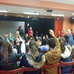 Seis jóvenes de San Miguel participaron en el encuentro de prevención de drogas Empápate 2017