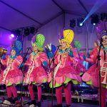 Las murgas brillan en la segunda edición del festival de San Sebastián de La Gomera