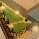 Las obras del nuevo parque urbano de San Sebastián comienzan este miércoles