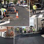 Medio millón de euros para el nuevo plan de asfaltados de Guía de Isora
