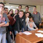 Alumnos de Arona se forman en el valor del patrimonio documental del municipio