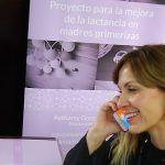 El proyecto del HUC Amadrina a una primeriza, mejor premio IHAN